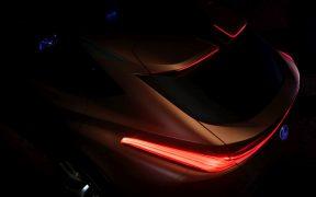 Lexus LF-1 będzie elektryczny?