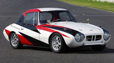 Odrestaurowana Toyota Sports 800 – legenda pierwszego wyścigu Suzuka 500
